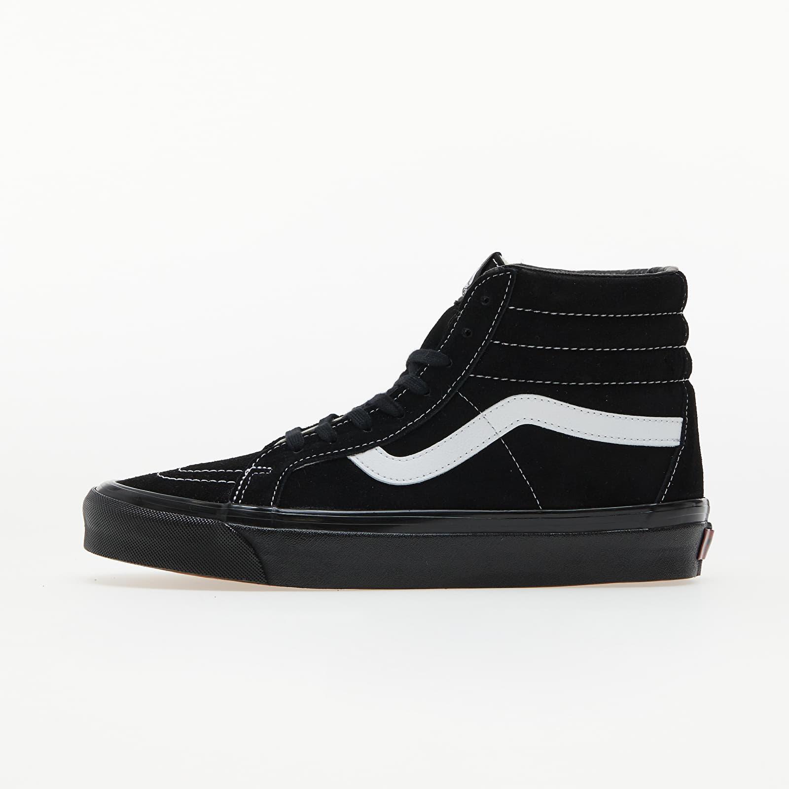 Vans Sk8-Hi 38 DX (Anaheim Factory) Og Black/ White/ Og Black EUR 43