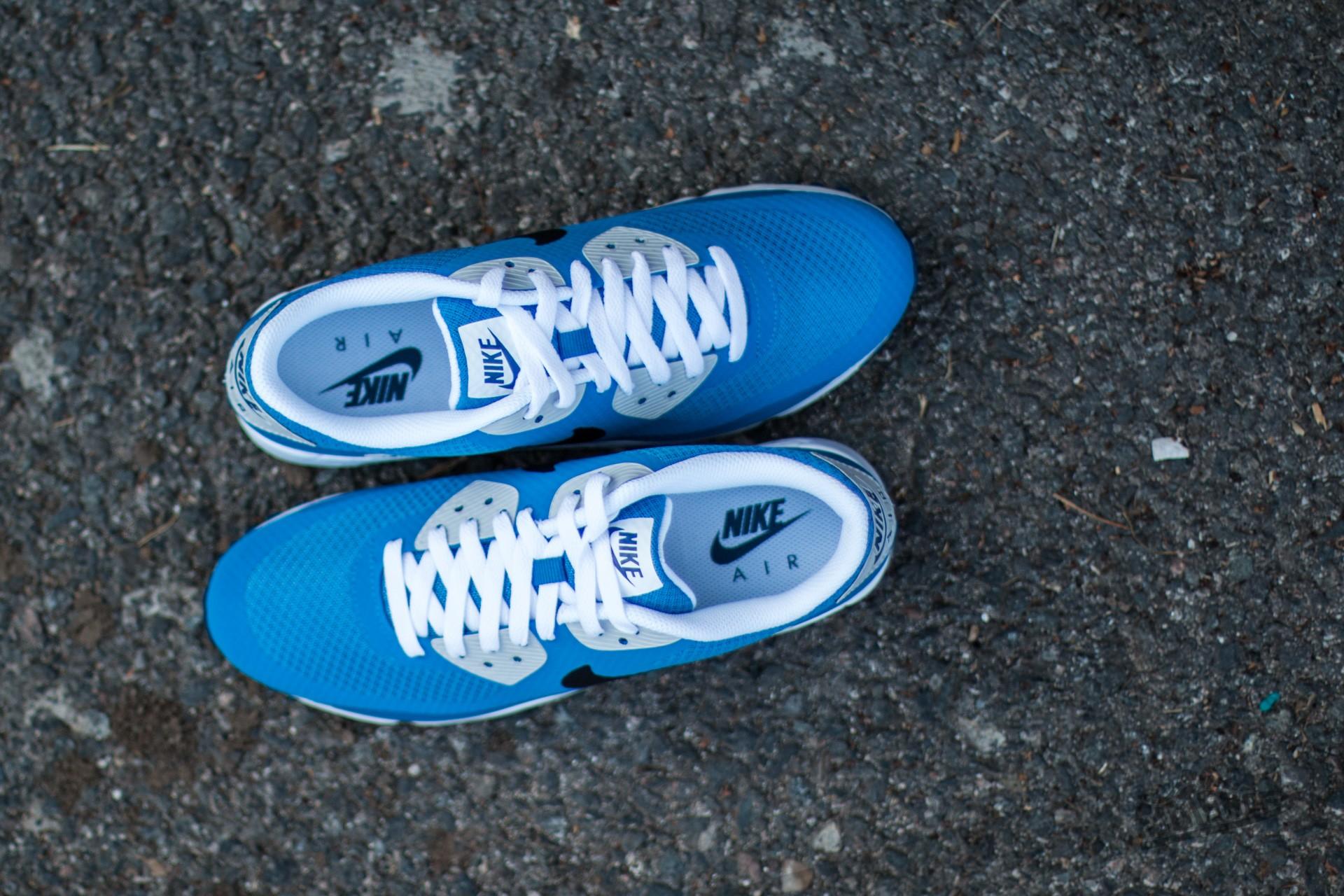 Nike Air Max 90 Ultra Essential Star Blue Black Coastal