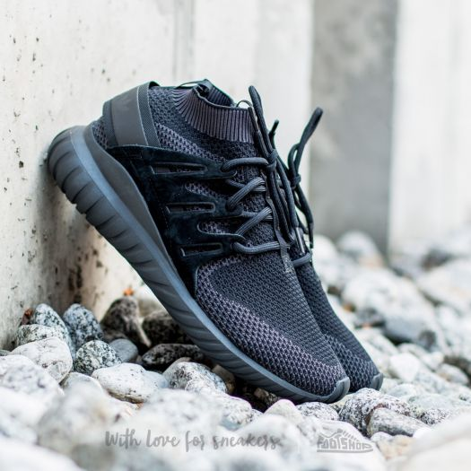 new concept 34878 f41c8 adidas Tubular Nova Primeknit Core Black/ Night Grey/ Core ...