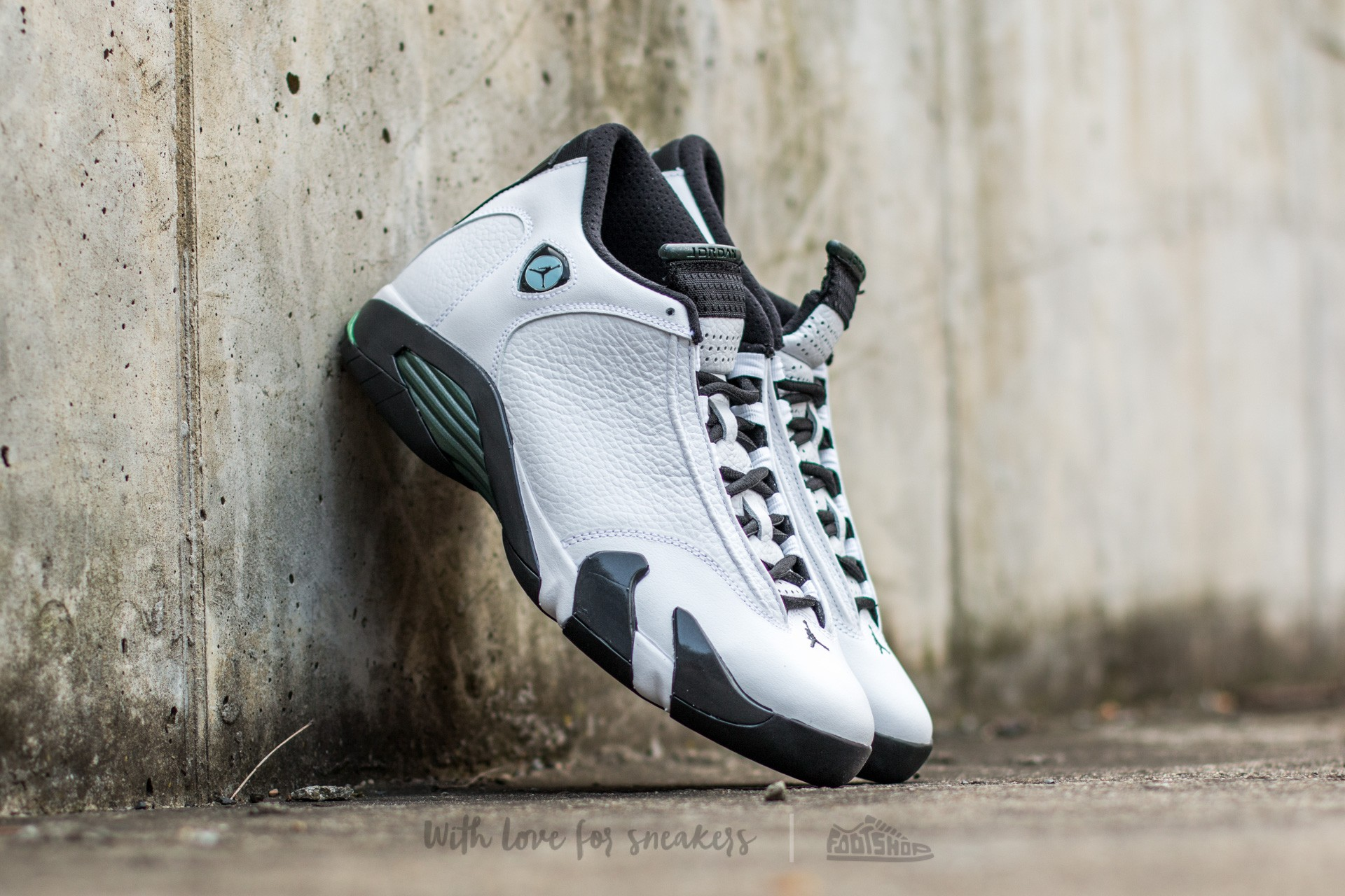 8bed6b610088 ... spain air jordan 14 retro white black oxidized green legend blue black  b979a 2b4d6