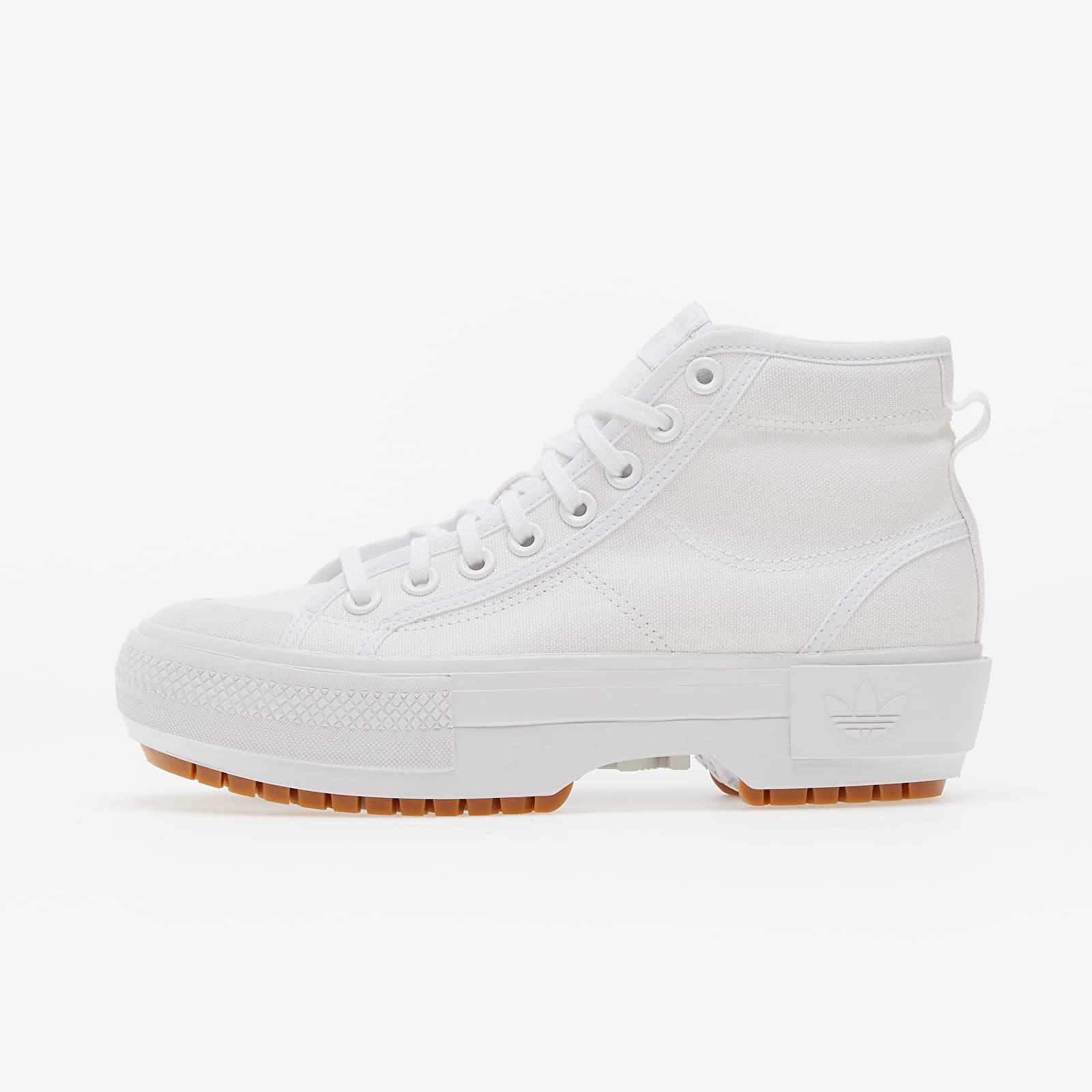 adidas Nizza Trek W Ftw White/ Gum3/ Grey One EUR 40