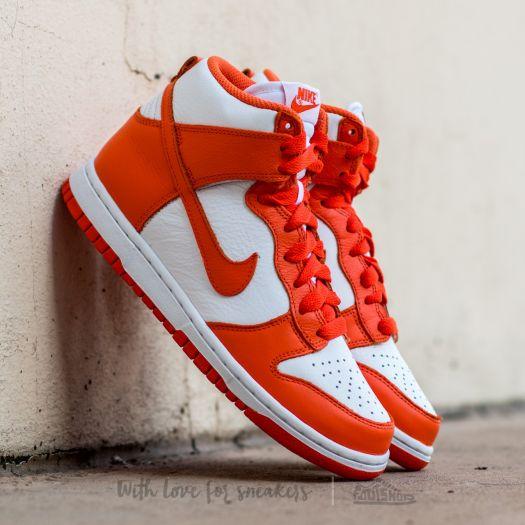 Men's shoes Nike Dunk Retro QS White