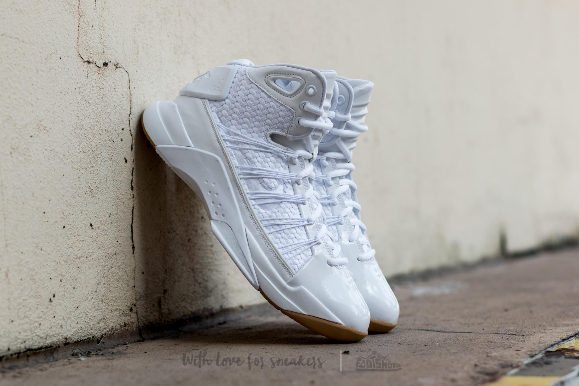 1e57172cf976 Nike Hyperdunk Lux White  White-Gum Light Brown