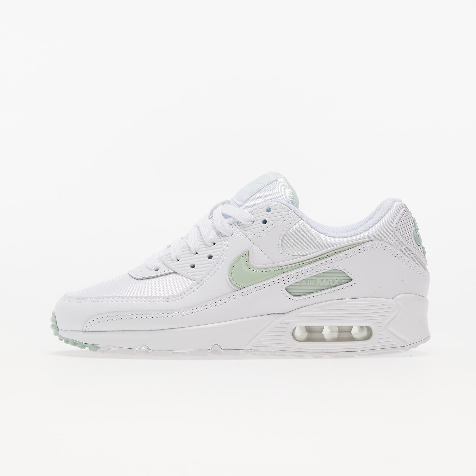 Nike W Air Max 90 White/ Pistachio Frost EUR 37.5