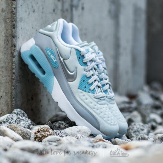 navegación católico dirigir  Women's shoes Nike Air Max 90 (GS) Ultra SE (GS) Pure Platinum/ Metallic  Silver-Wolf Grey-