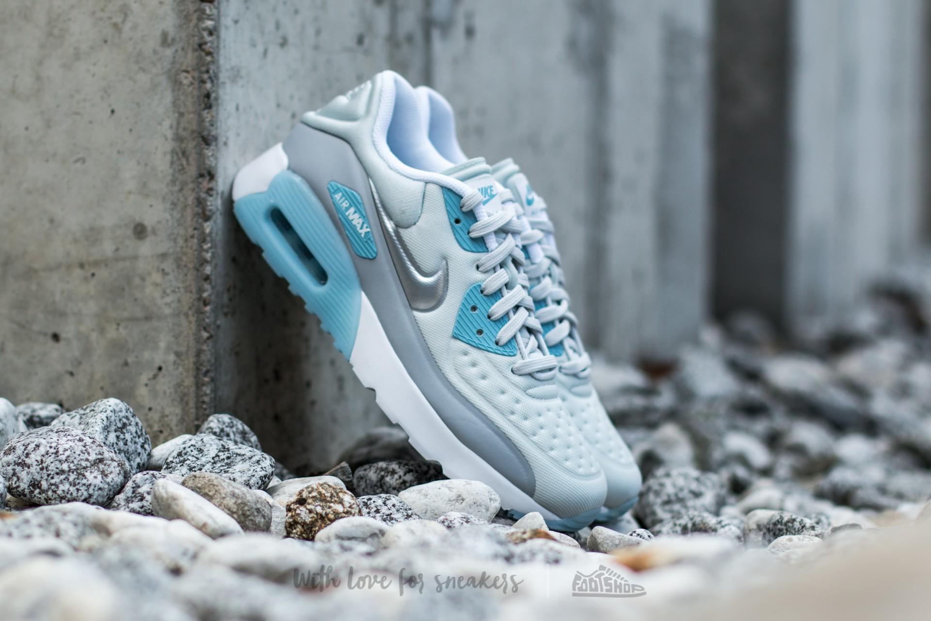 hot sale online 06453 a2546 Nike Air Max 90 (GS) Ultra SE. Pure Platinum  ...