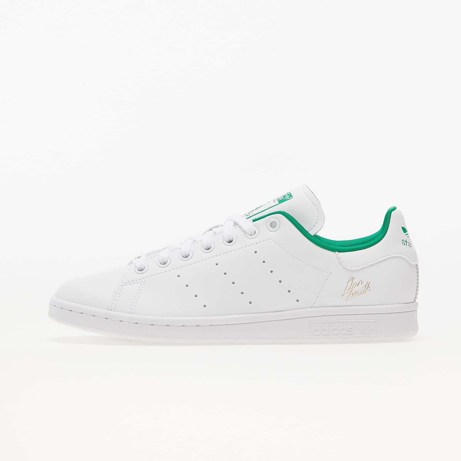adidas Stan Smith Ftw White/ Ftw White/ Green EUR 40