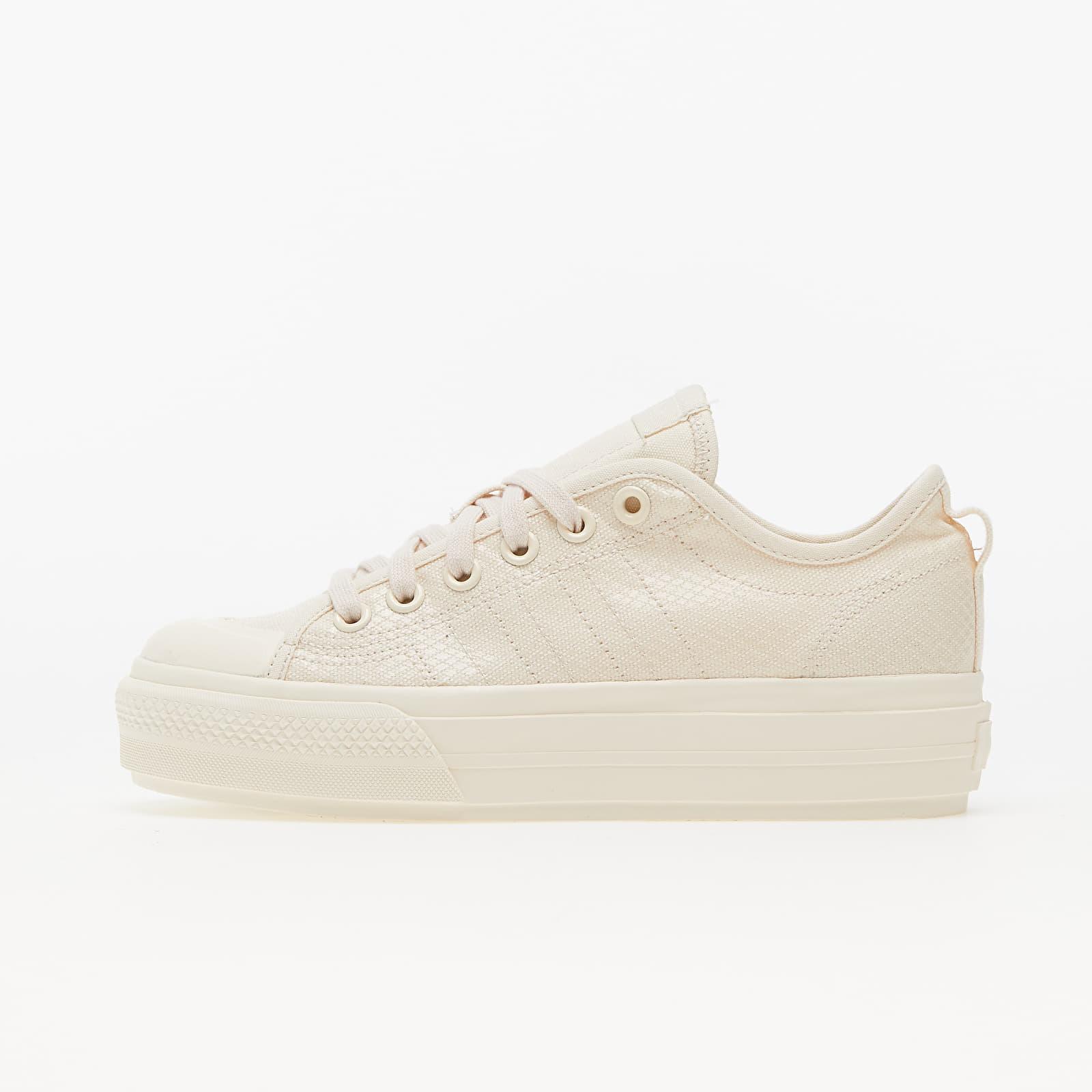 adidas Nizza RF Platform W Worn White/ Worn White/ Core White EUR 40