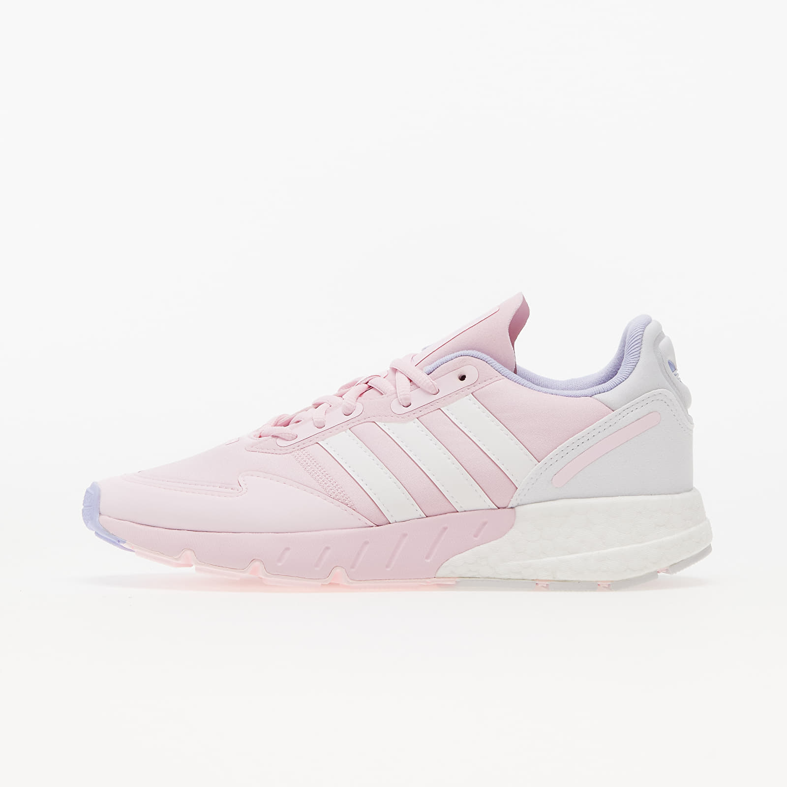 adidas ZX 1K Boost W Clear Pink/ Ftw White/ Violet Tone EUR 40