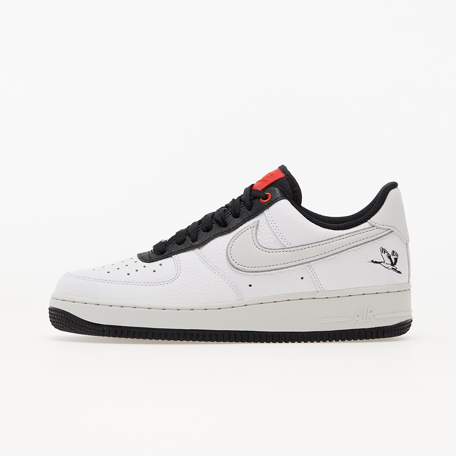 Nike Air Force 1 '07 LX White/ Photon Dust-Black-Chile Red EUR 38