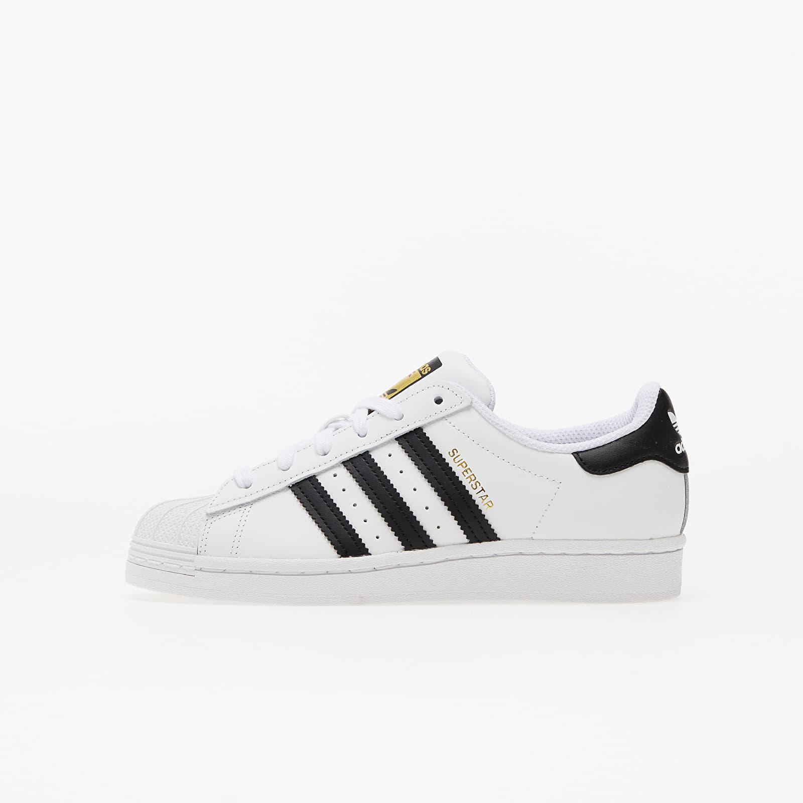adidas Superstar J Ftwr White/ Core Black/ Ftwr White EUR 39.3