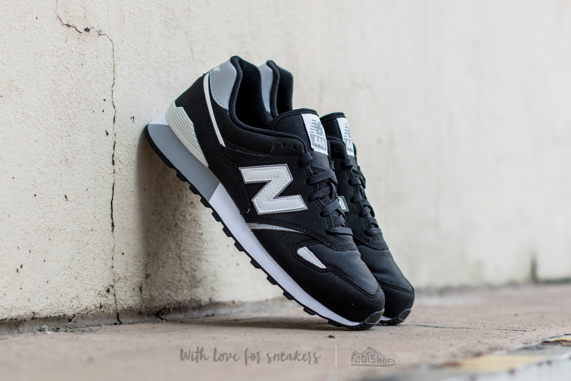 New Balance U446BW | Footshop