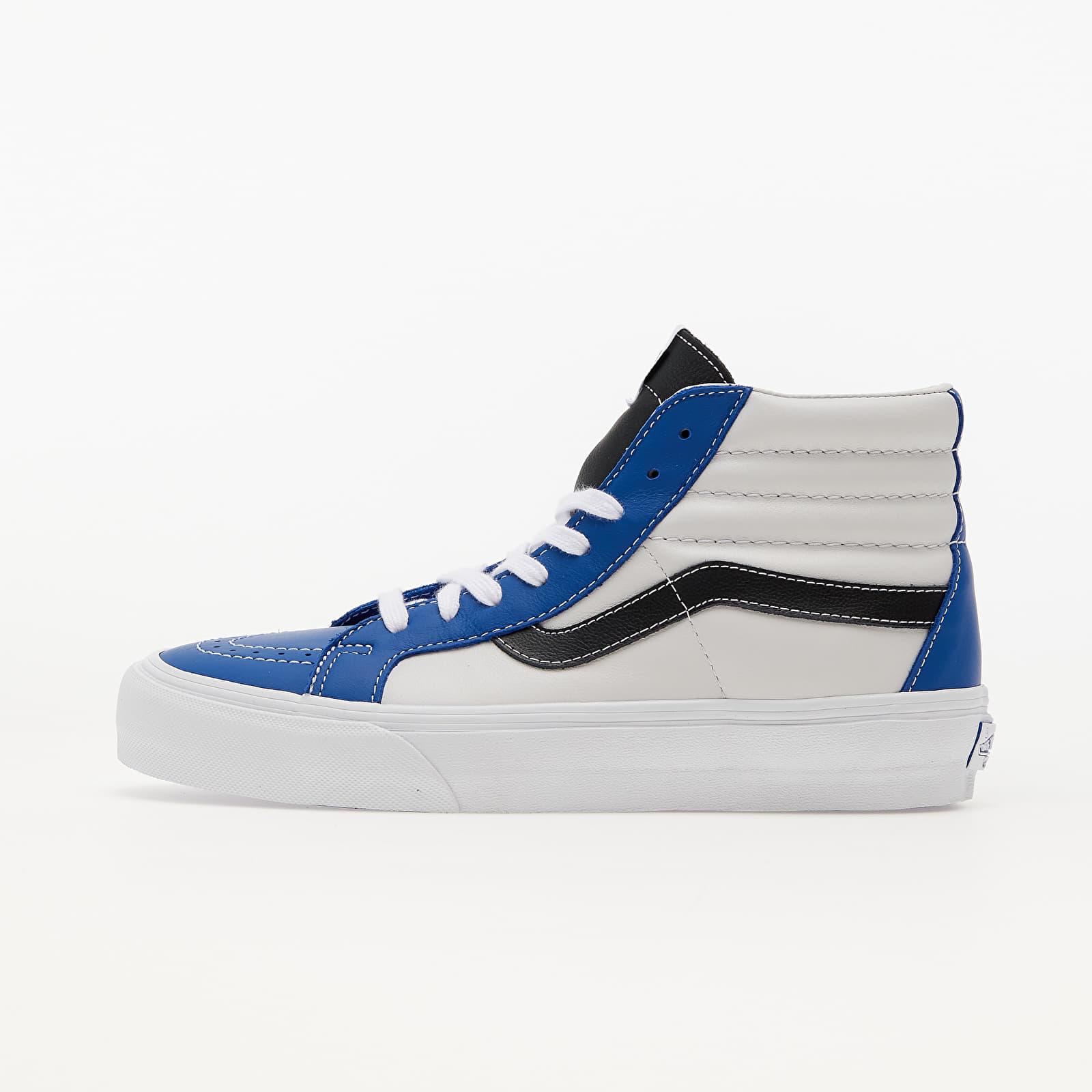 Vans Vault Sk8-Hi Reissue (Leather) Nautical Blue/ White/ Black EUR 43