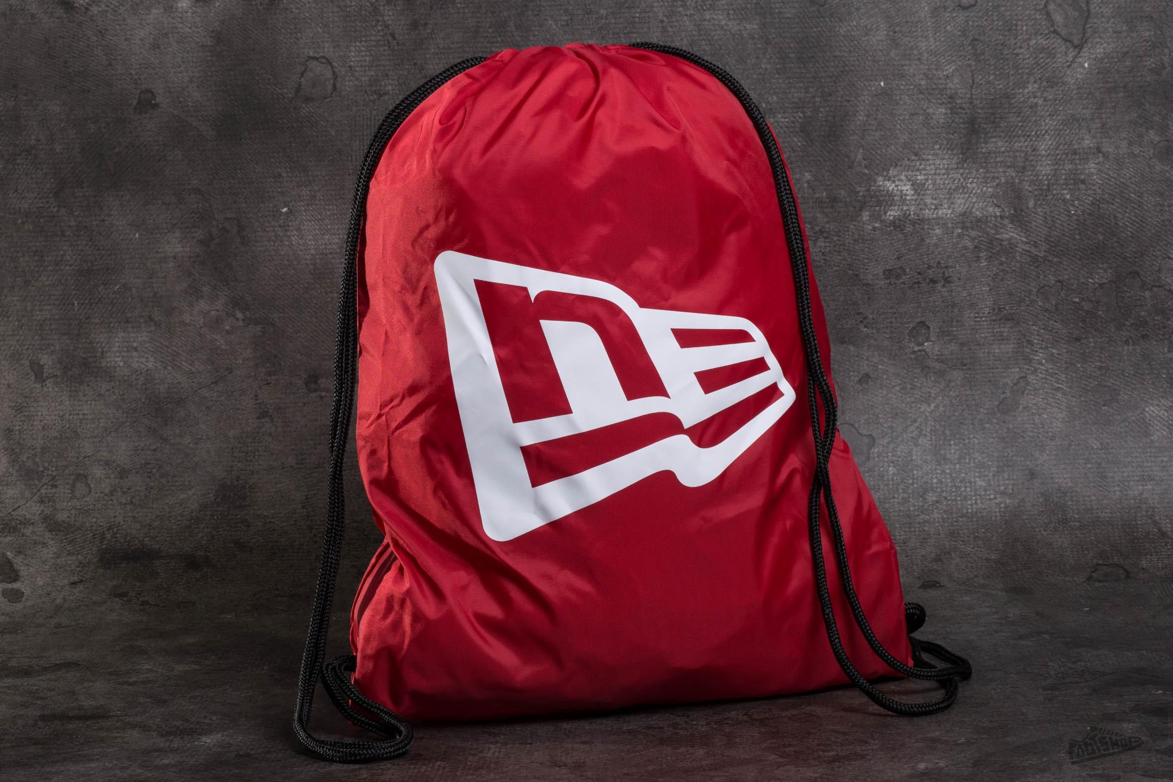 New Era Gym Sack Red   Footshop acdb55d2e5