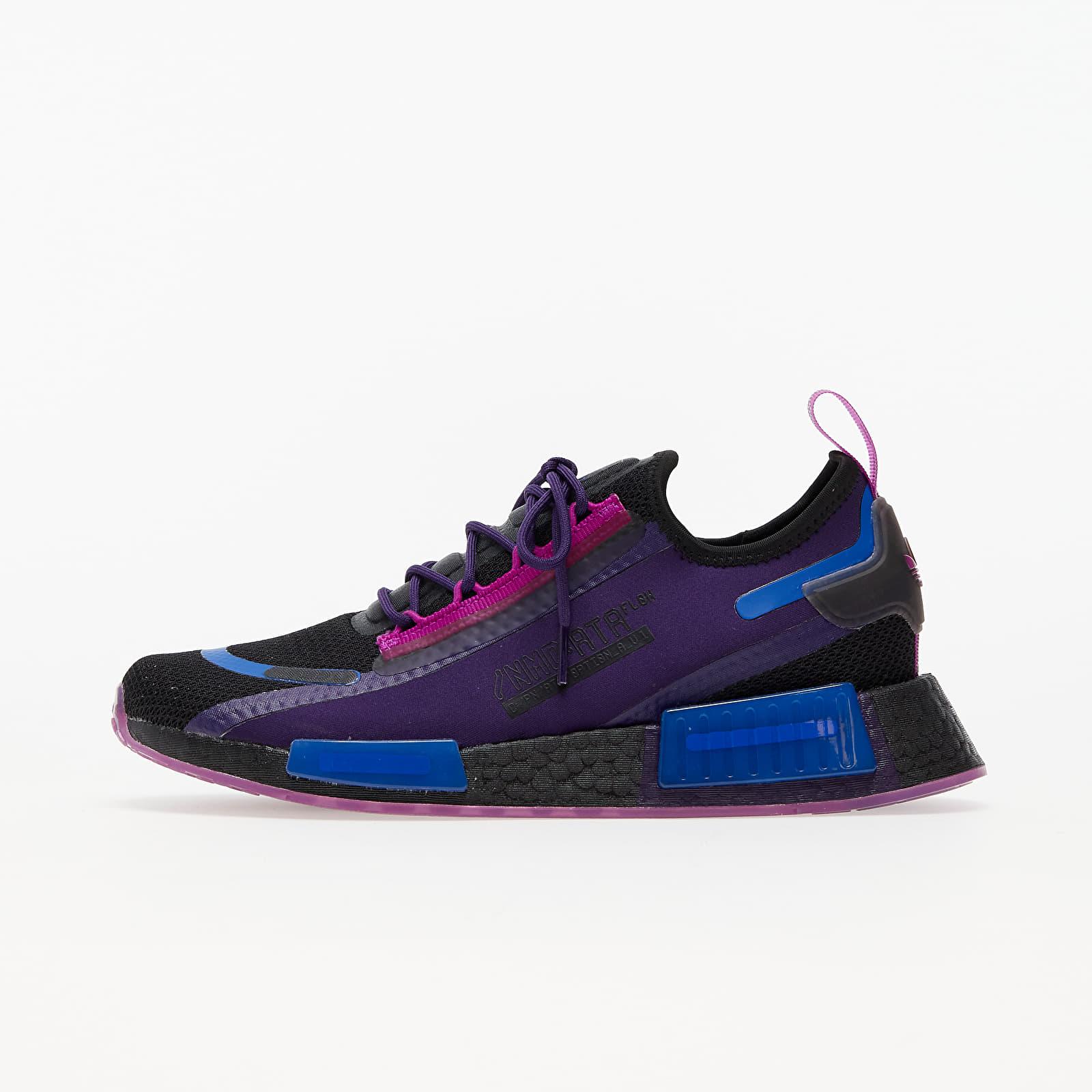 adidas NMD_R1 Spectoo W Core Black/ Dark Purple/ Bold Blue EUR 40