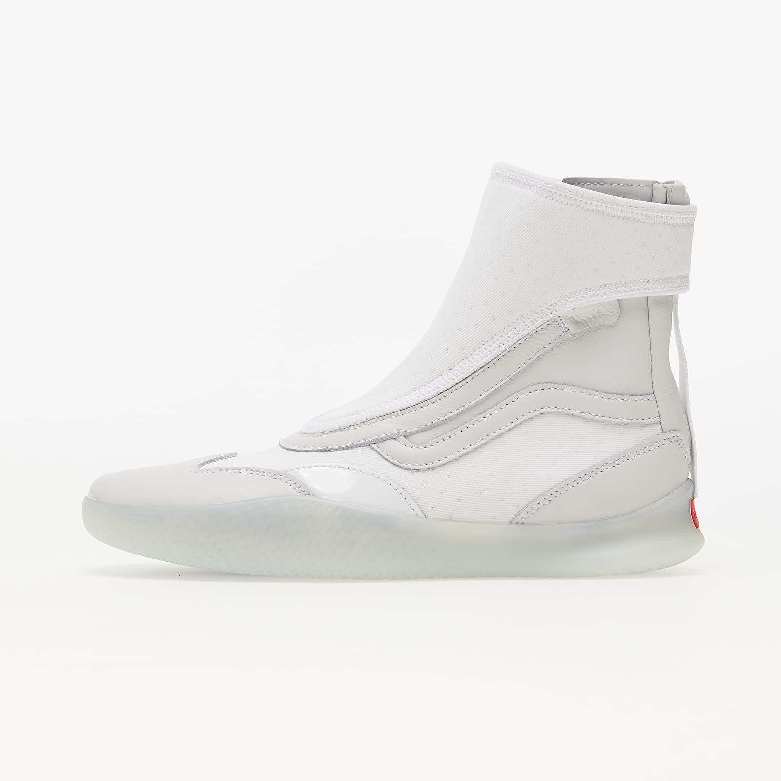 Vans Vault Boot Skoot LX True White/ White