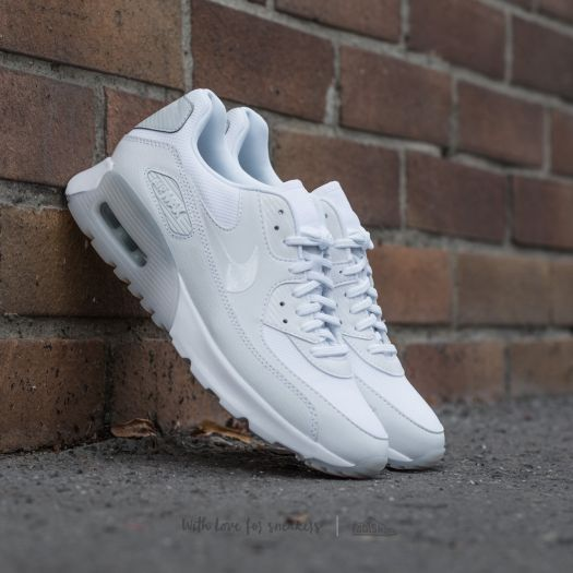 Nike W Air Max 90 Ultra Essential White White Pure Platinum | Footshop