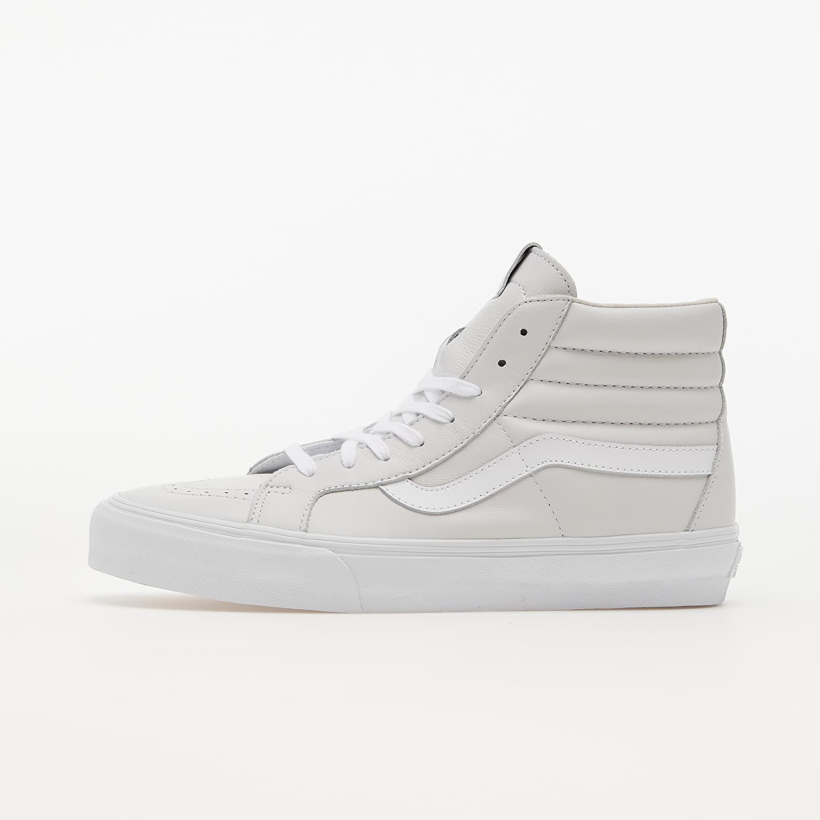 Vans Sk8-Hi Reissue VL (Dream Leather) True White EUR 43