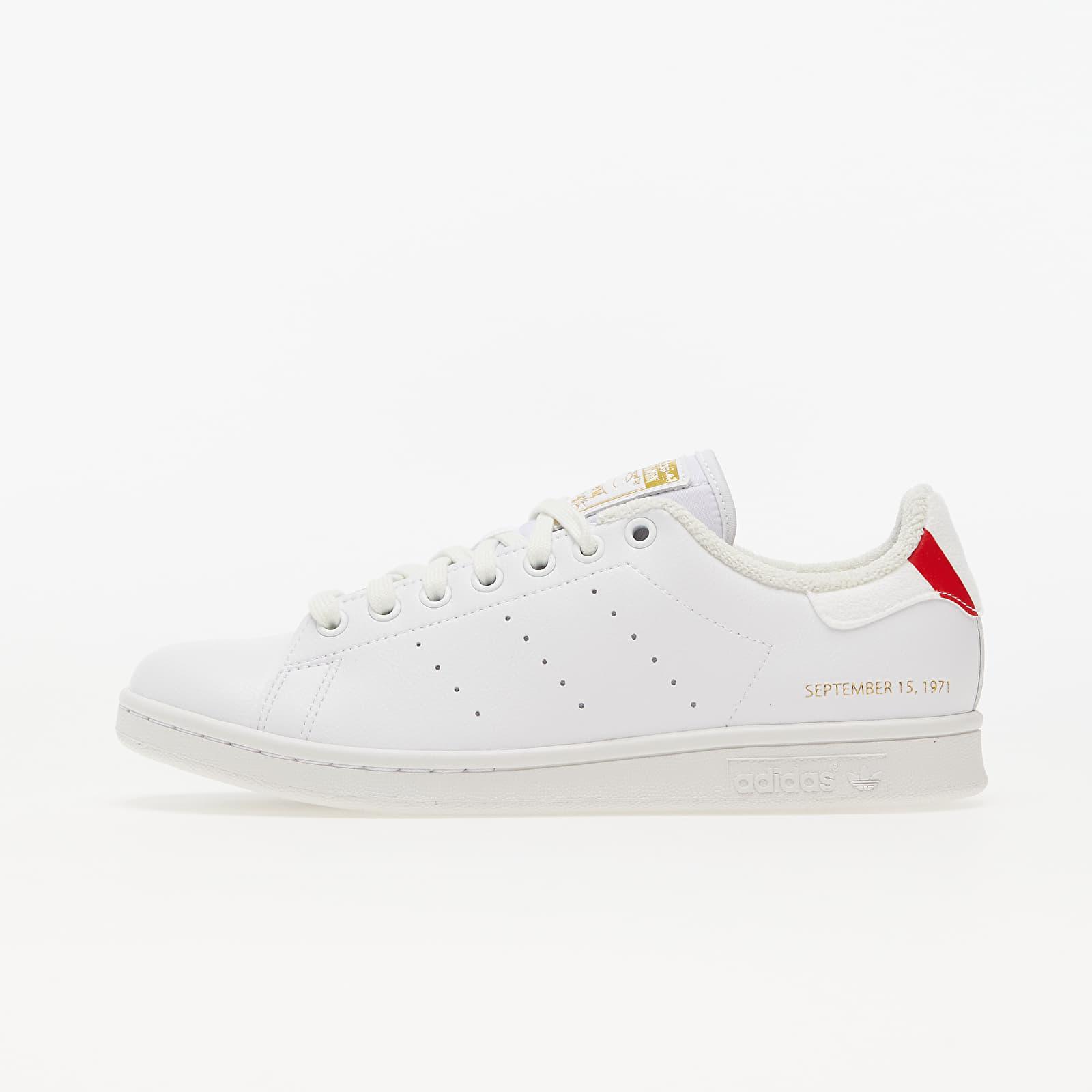 adidas Stan Smith Ftw White/ Blue/ Scarlet EUR 36
