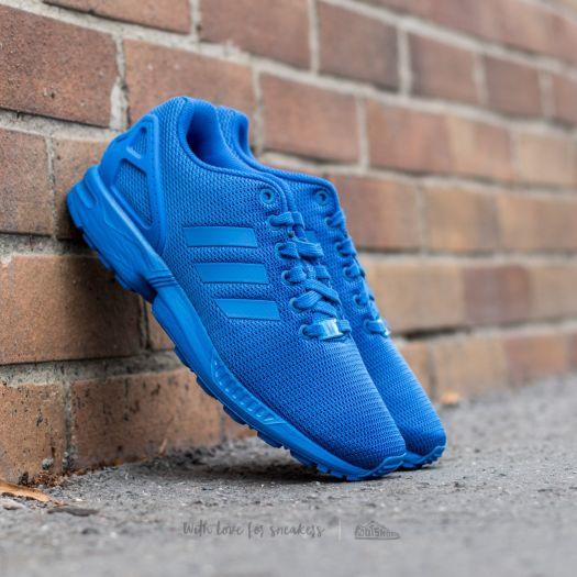 854f8b61f blue adidas zx flux