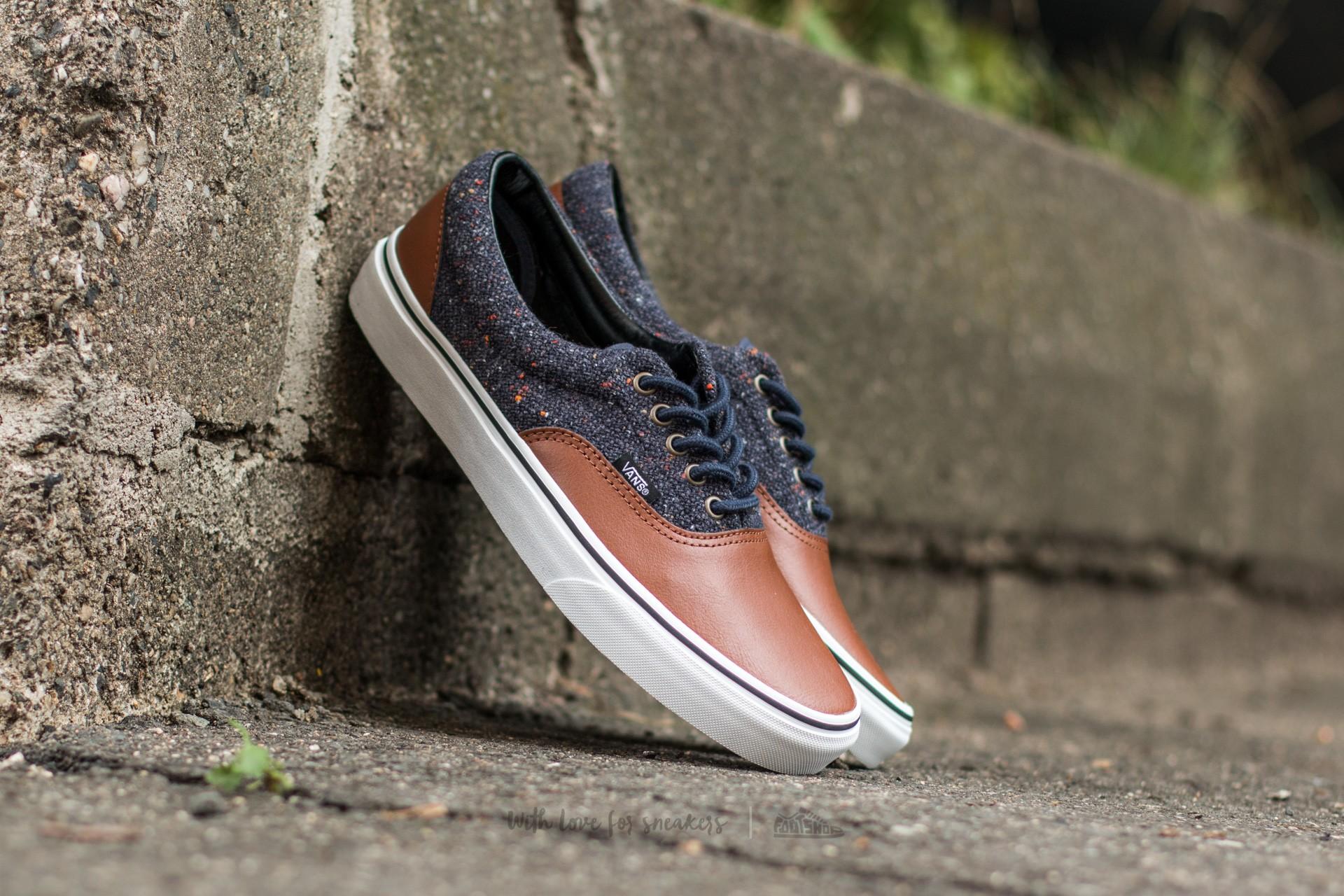 Vans Era (Wool & Leather) Parisn Ng   Footshop