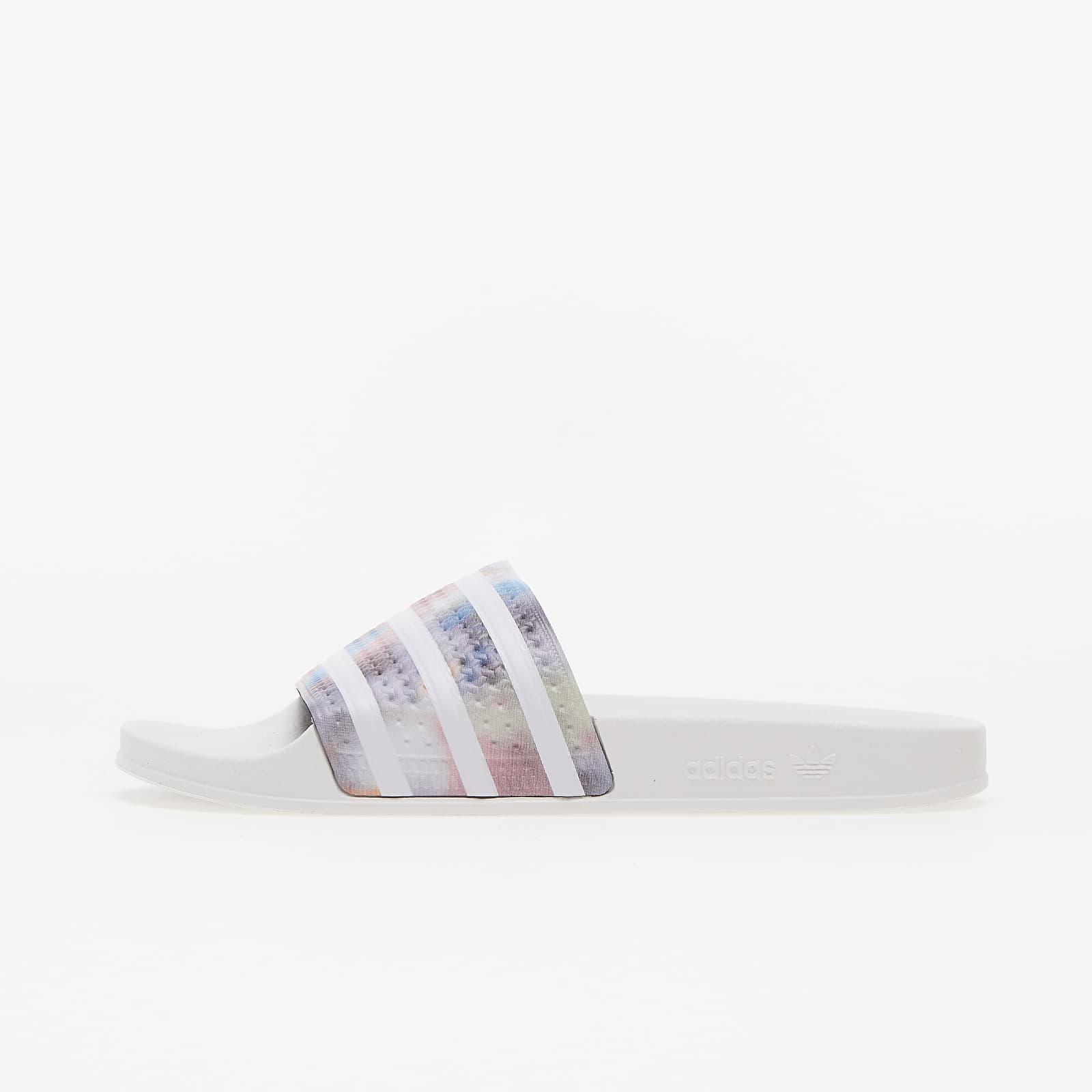 adidas Adilette Ftw White/ Ftw White/ Purple Yellow EUR 47