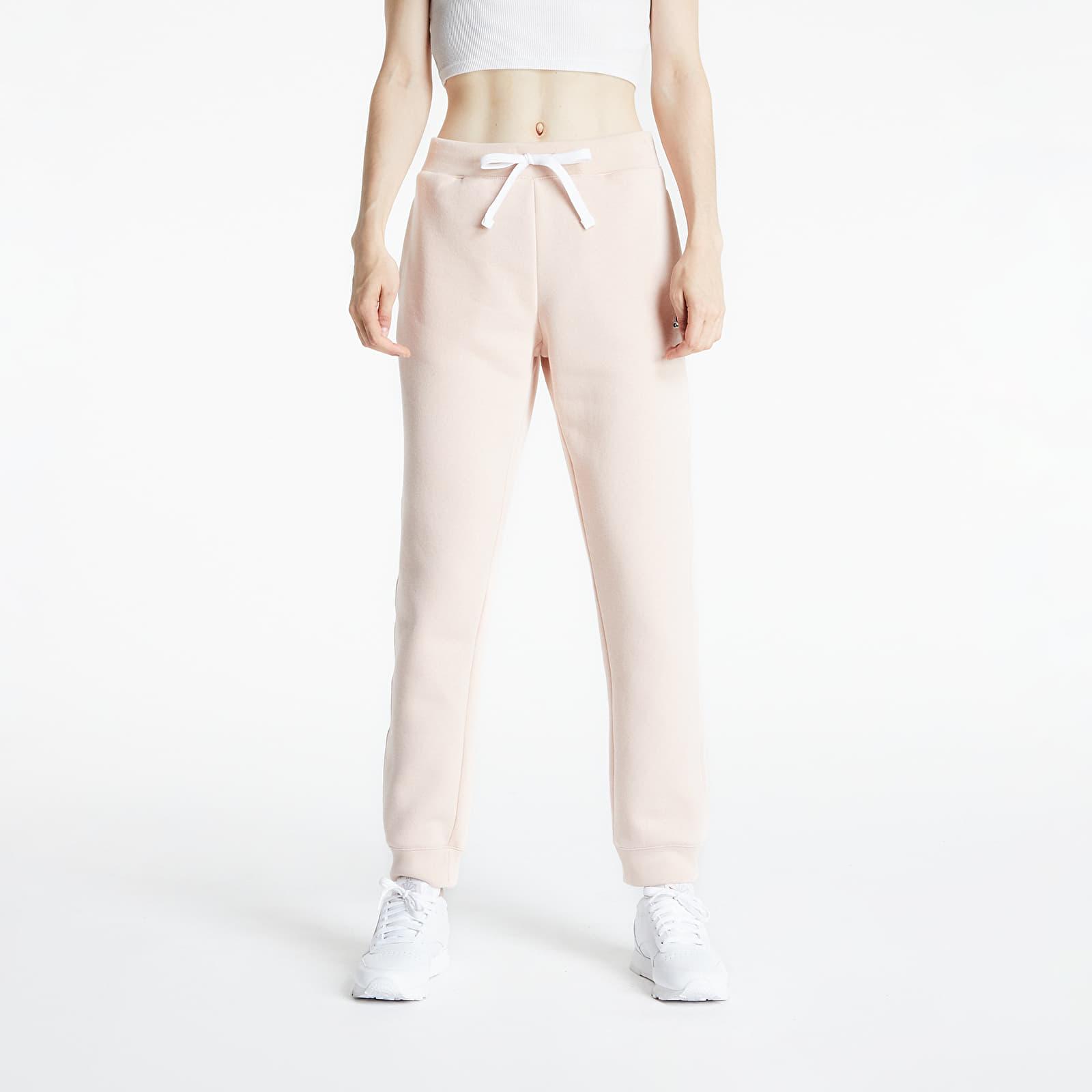 Champion Rib Cuff Pants Pink