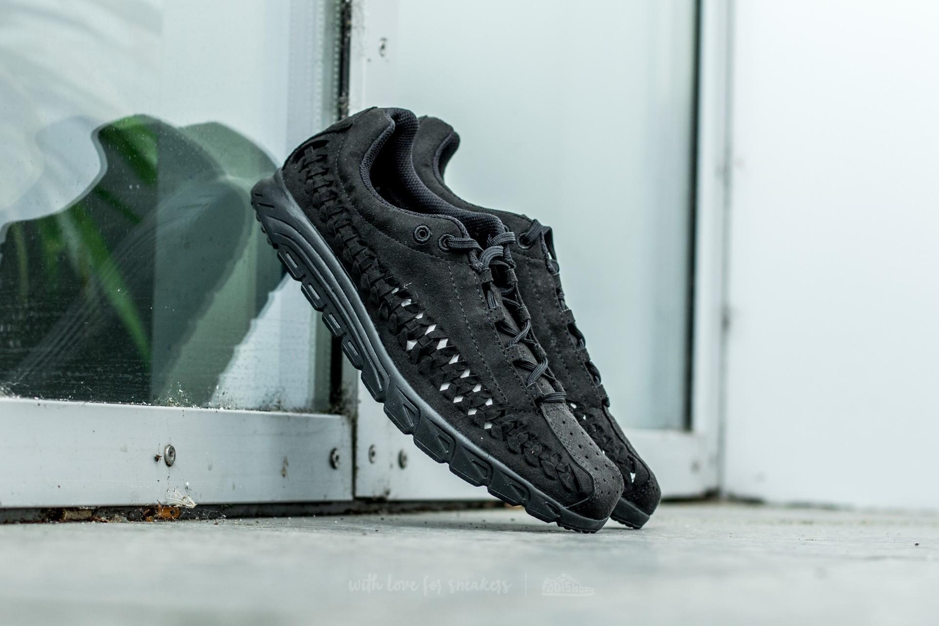 Nike Mayfly Woven Black  Black  4727678ec