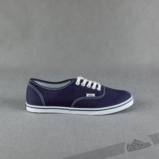 Vans Authentic Lo Pro NavyTrue White | Footshop
