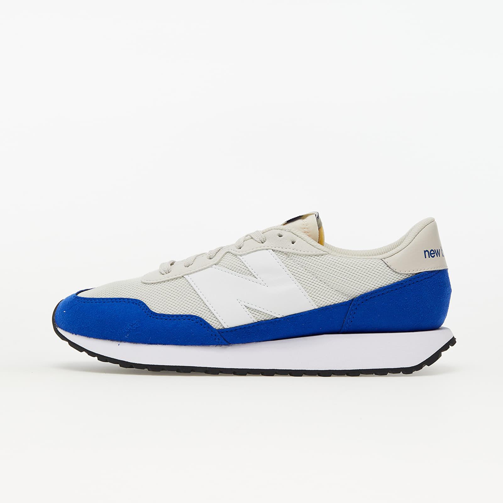 New Balance 237 White/ Royal Blue EUR 40.5