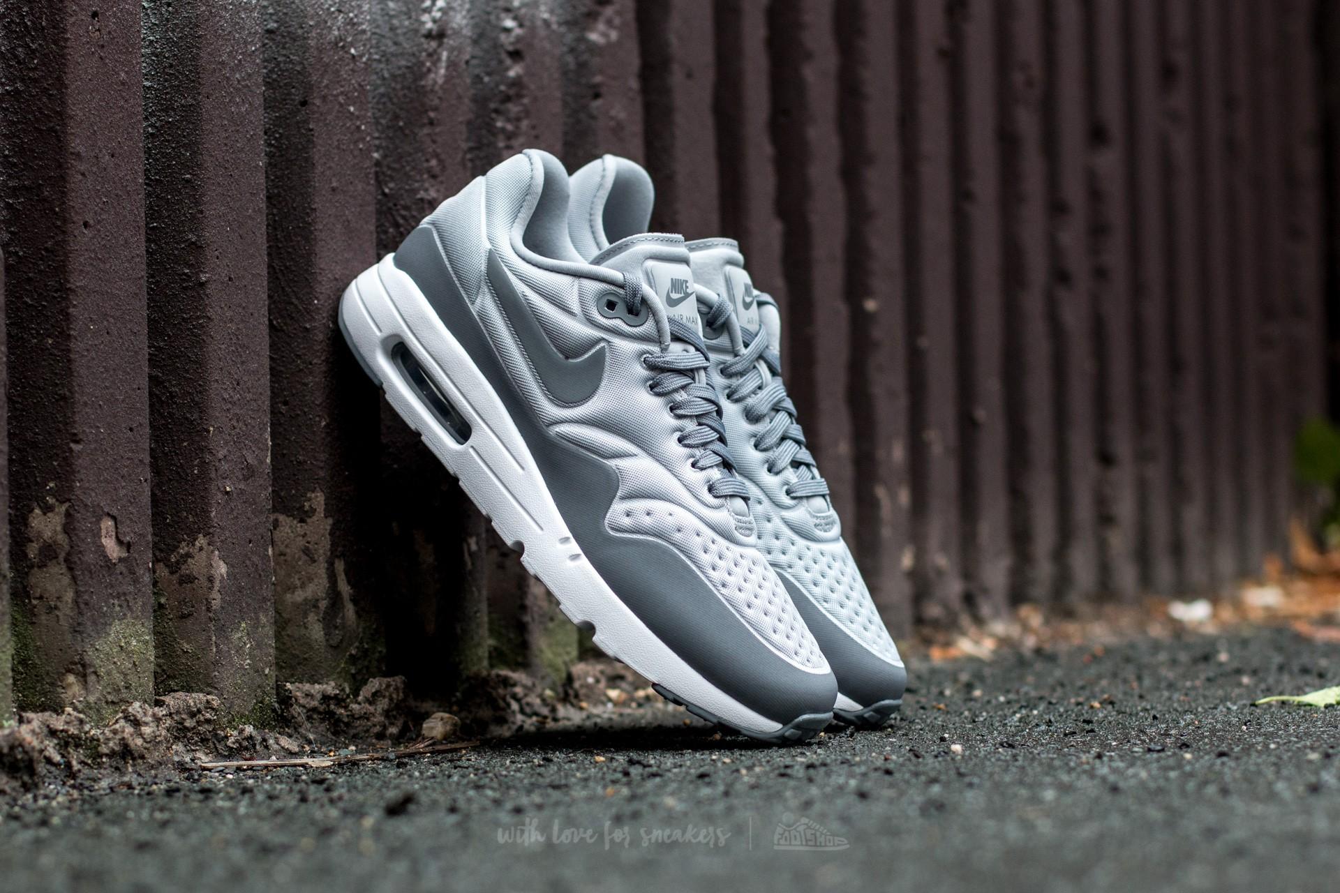 buy online 01ef3 8393f Nike Air Max 1 Ultra SE Wolf Grey  Cool Grey-White