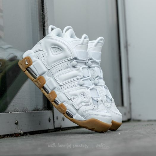 Men's shoes Nike Air More Uptempo White