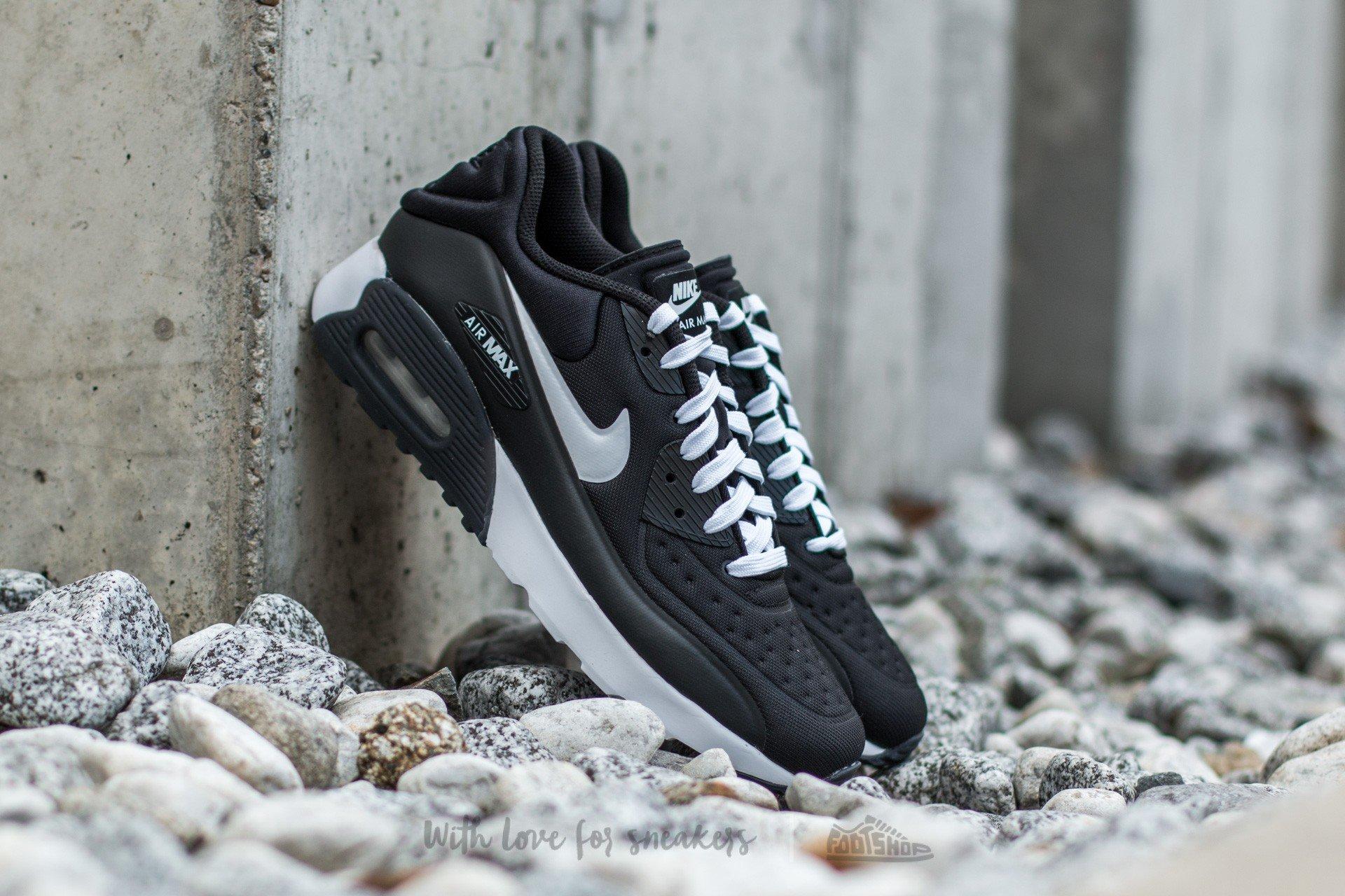premium selection 5ded2 607f0 Nike Air Max 90 Ultra SE. Black  White-Anthracite-White