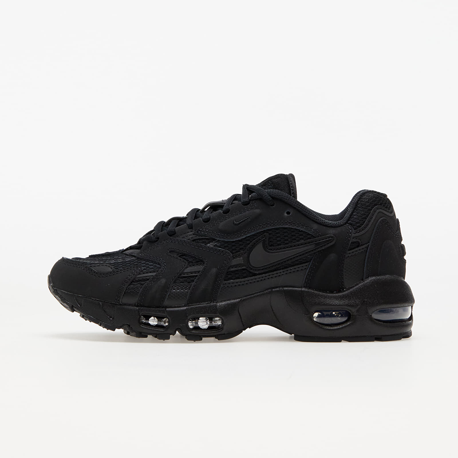 Nike Air Max 96 2 Black/ Black-Black EUR 41