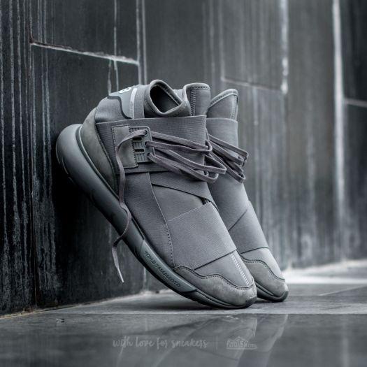 Men's shoes Y-3 Qasa High Vista Grey