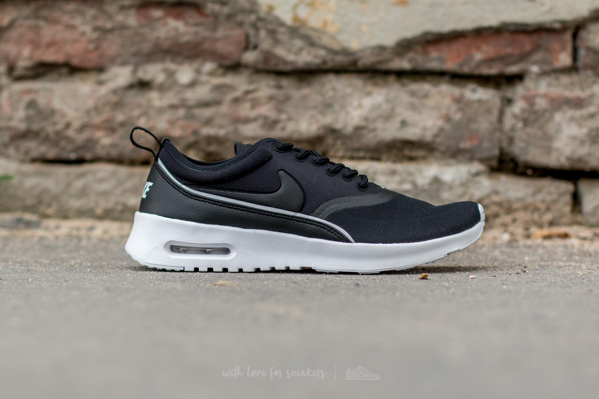 Nike AIR MAX THEA ULTRA BlackBlack