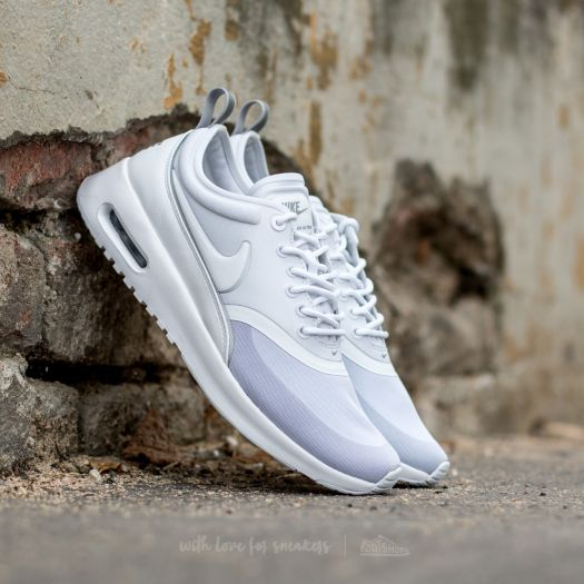 outlet store new images of top design Nike W Air Max Thea Ultra White/ White-Metallic Silver ...
