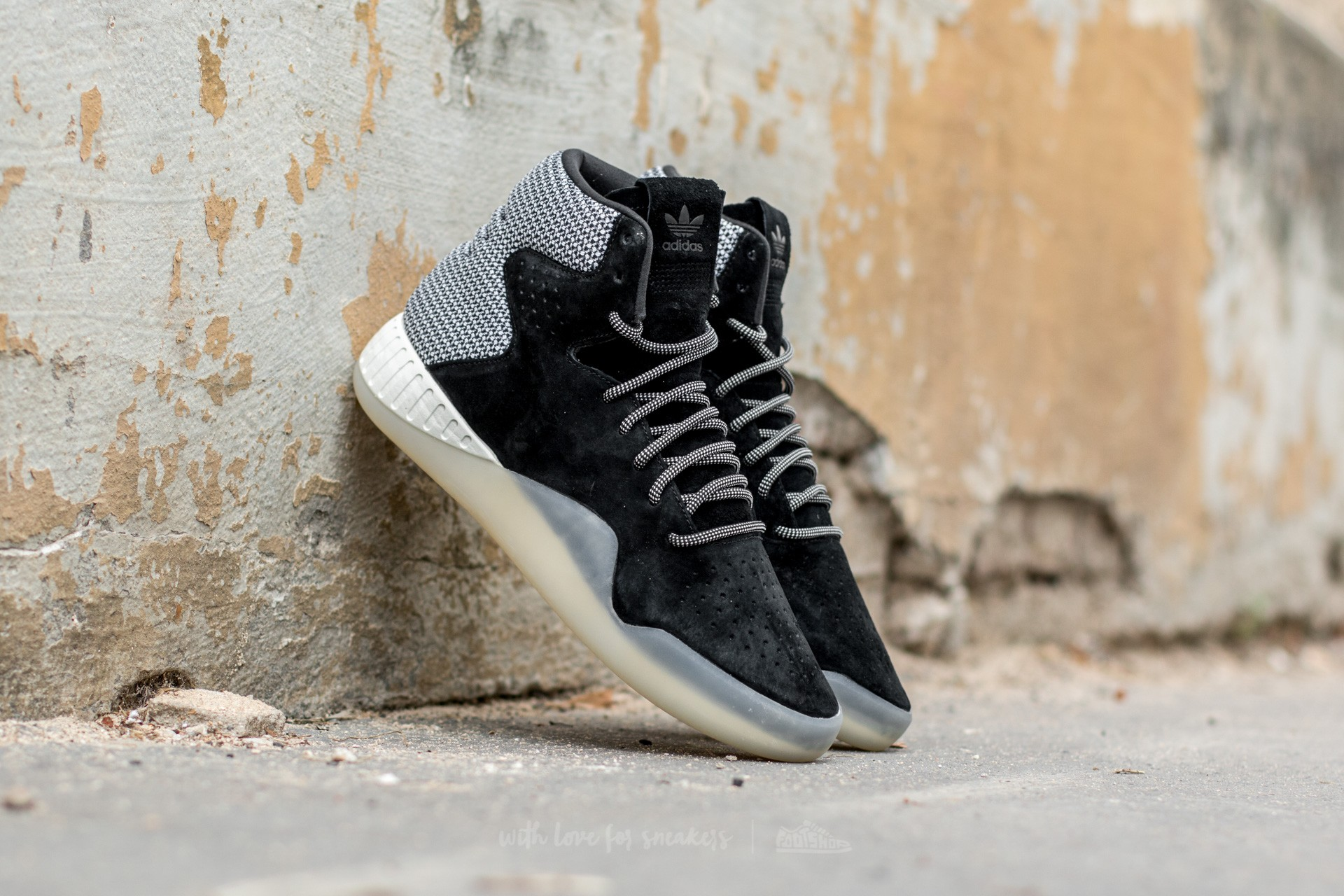 8c9c7915acf adidas Tubular Instinct Core Black  Off White  Off White