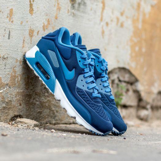 Nike Air Max 90 Ultra SE Coastal Blue/ Star Blue-Ocean Fog-White | Footshop