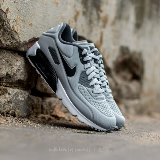 Nike Air Max 90 Ultra SE Wolf Grey Black Dark Grey White