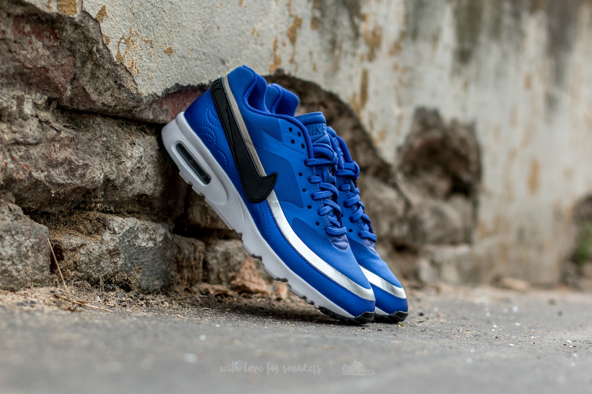 hot sale online e3706 f0a31 Nike W Air Max BW Ultra LOTC QS Hyper. Blue  Black