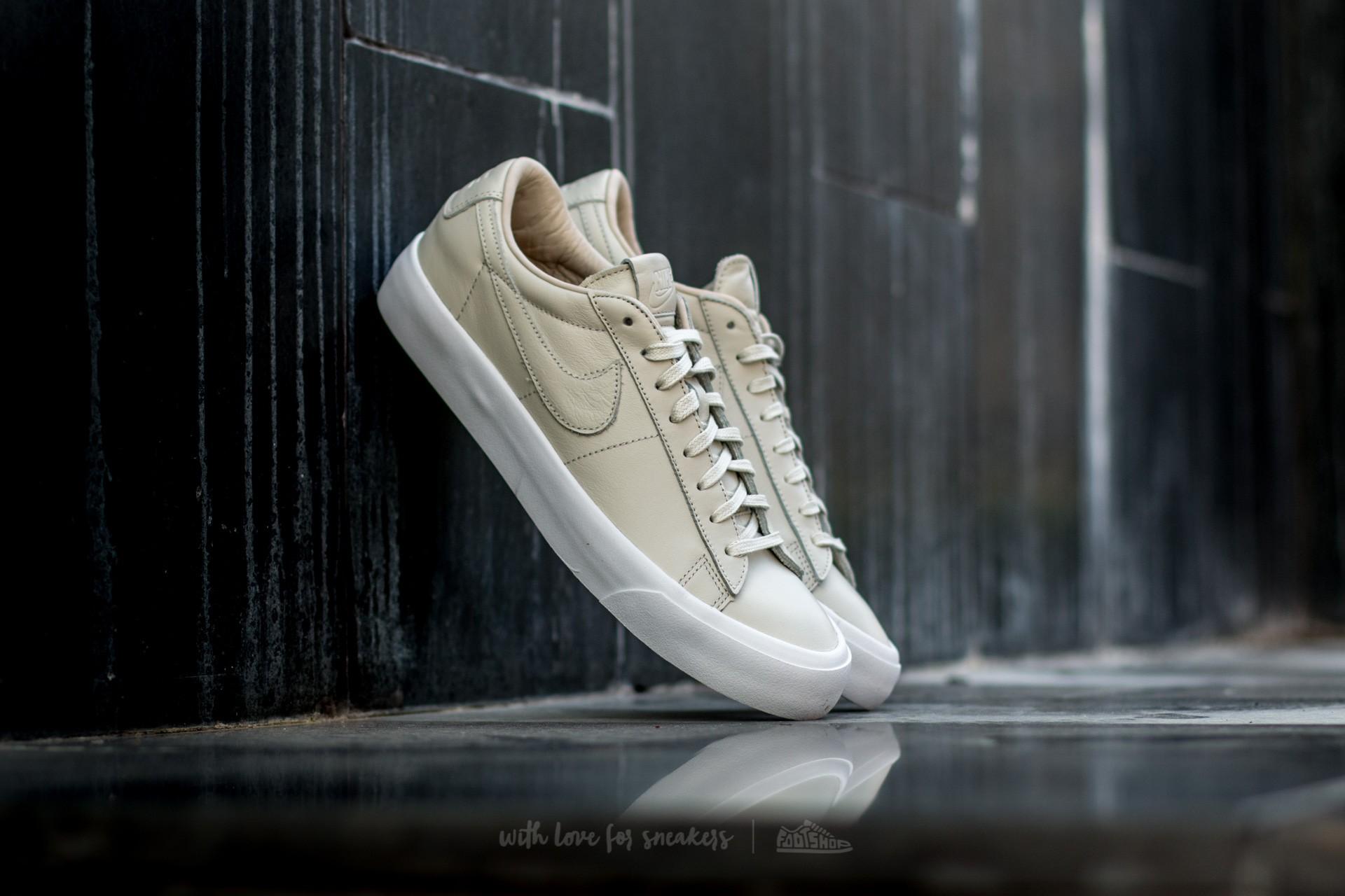 hot sale f76cb bc7ba Nike Blazer Studio QS Light Bone  Light Bone-White