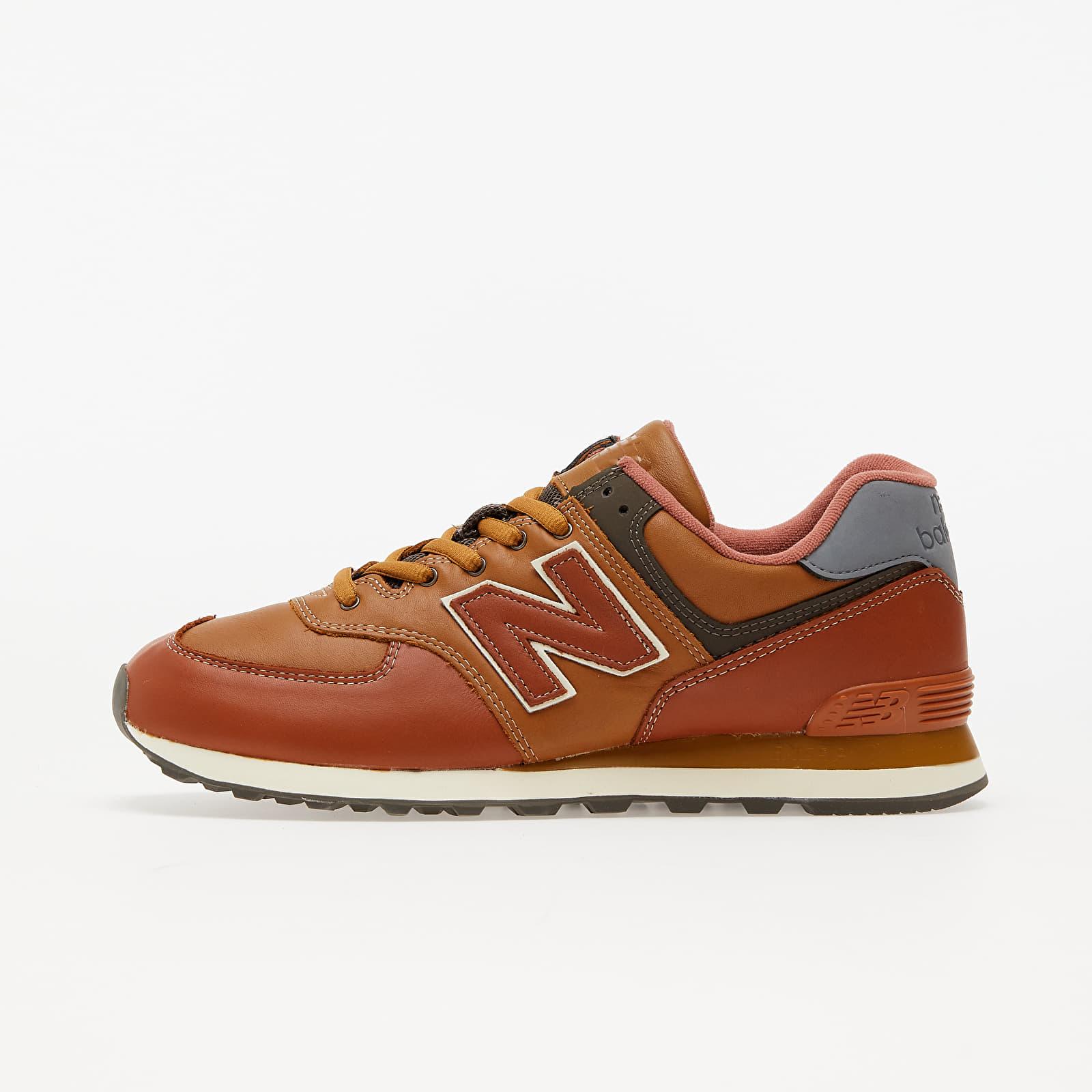 New Balance 574 Brown EUR 44