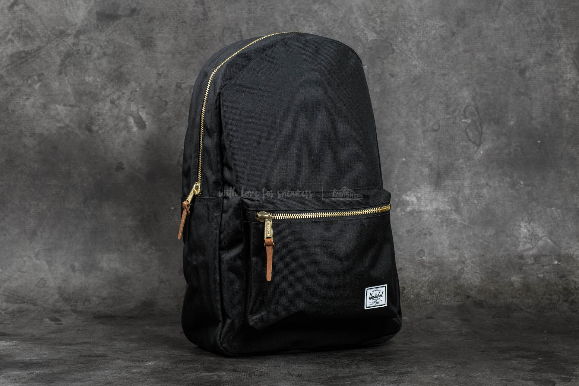 685e4519728 Herschel Supply Settlement Backpack Black