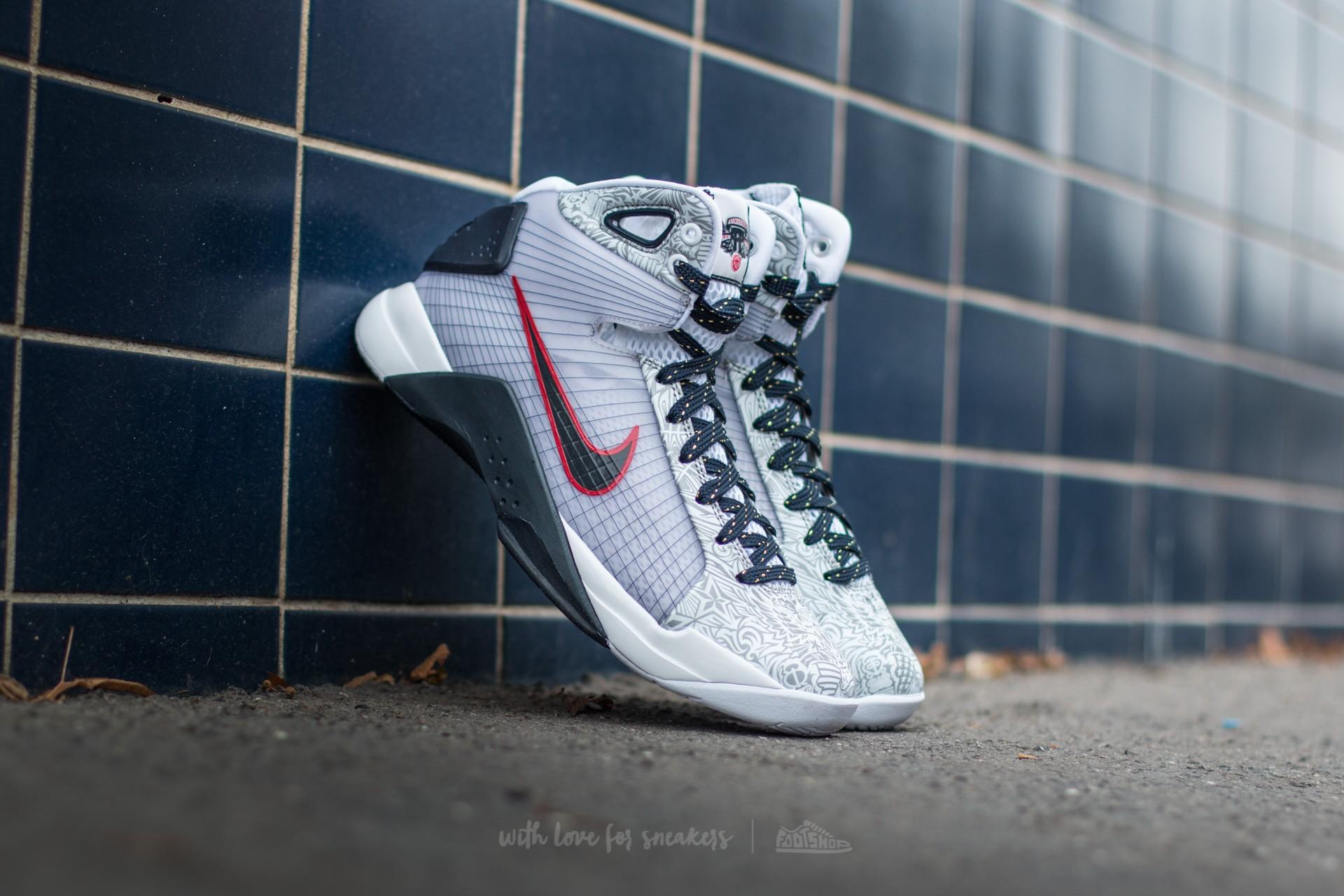 e51ffecaad4f Nike Hyperdunk OG White  Dark Obsidian-Sport Red