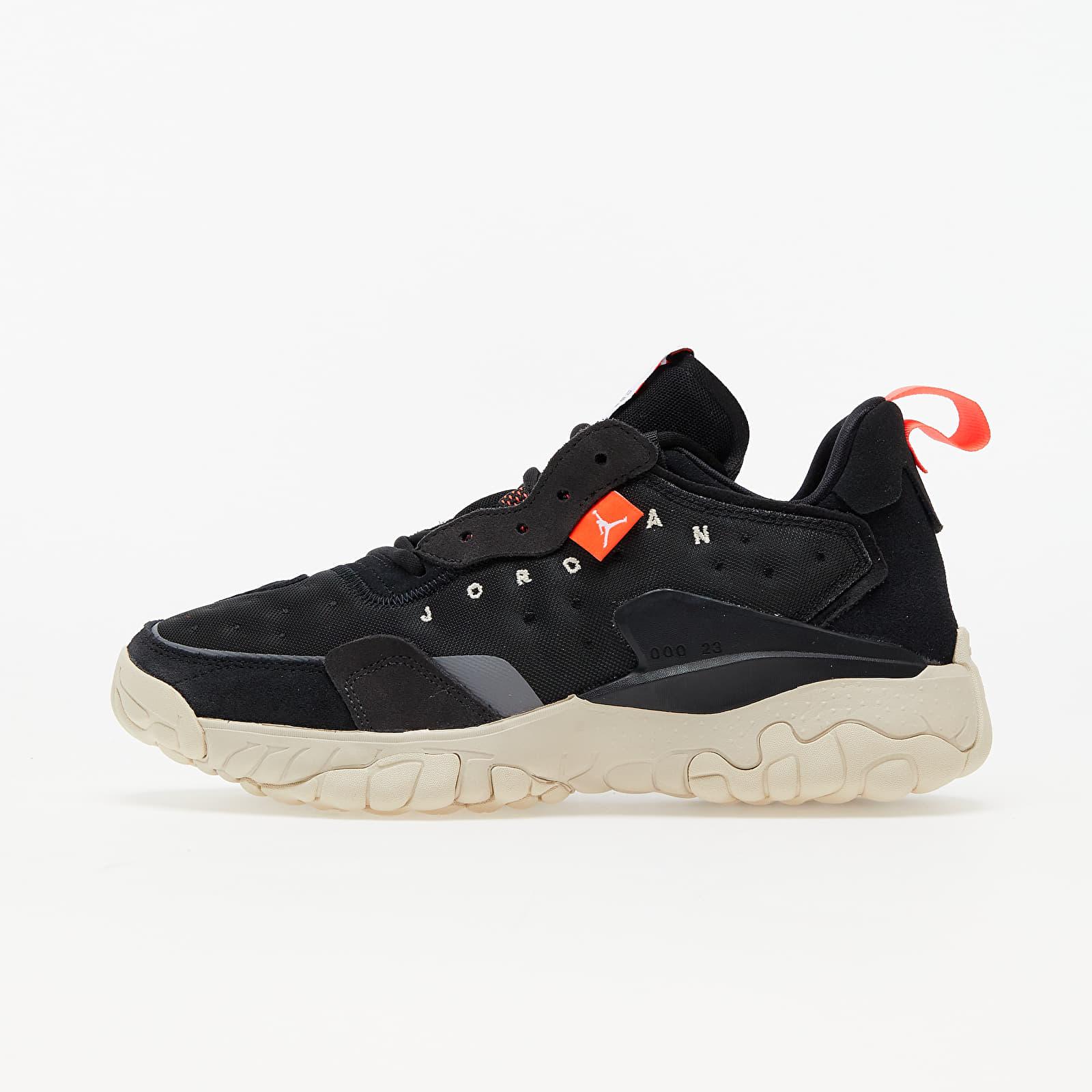 Jordan W Delta 2 Black/ Infrared 23-Off Noir-Oatmeal EUR 41