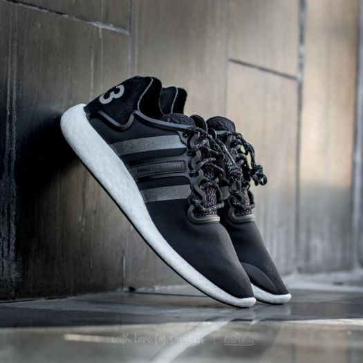 Y 3 Yohji Run Core Black Reflect Ftw White | Footshop