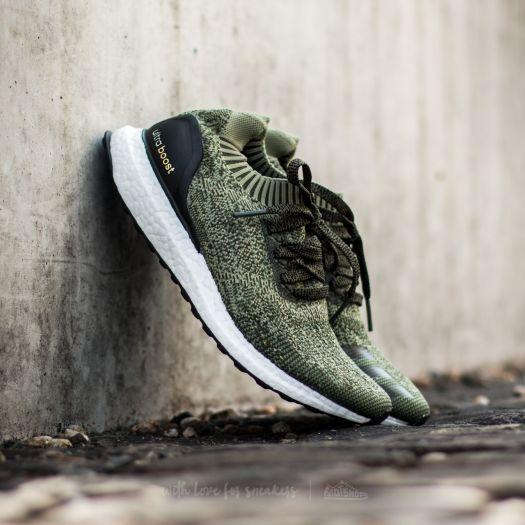 huge selection of 3c149 aef8d adidas Ultra Boost Uncaged M Base Green/ Core Black/ Tent ...