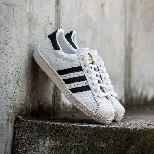 adidas Superstar 80s W Crystal White  Core Black  Core White  56449daf2