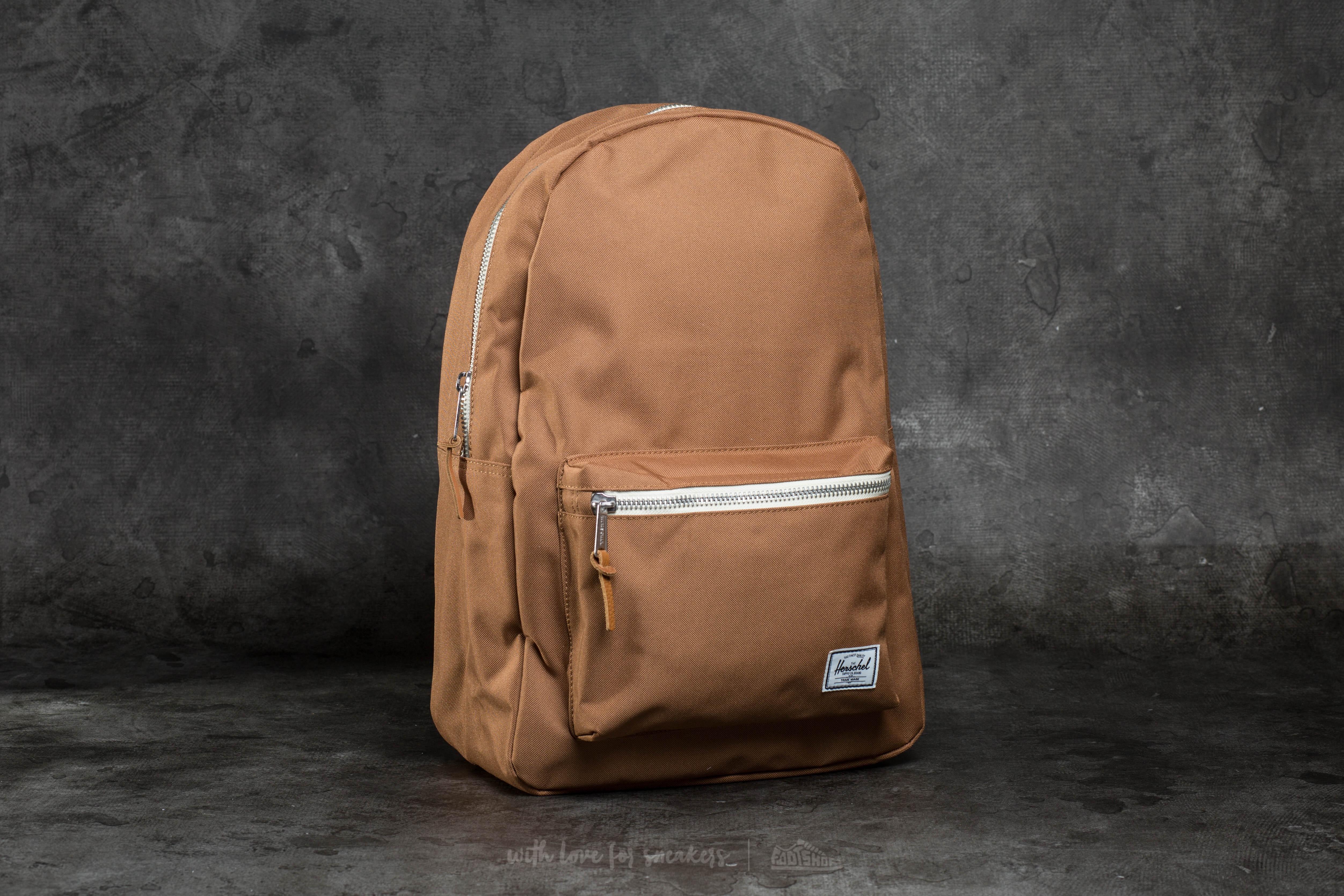 41bd12a1ac96 Herschel Supply Co. Settlement Backpack Caramel
